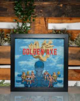 Golden Axe Personajes
