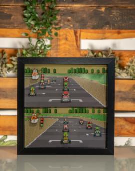 Mario Kart 2 jugadores