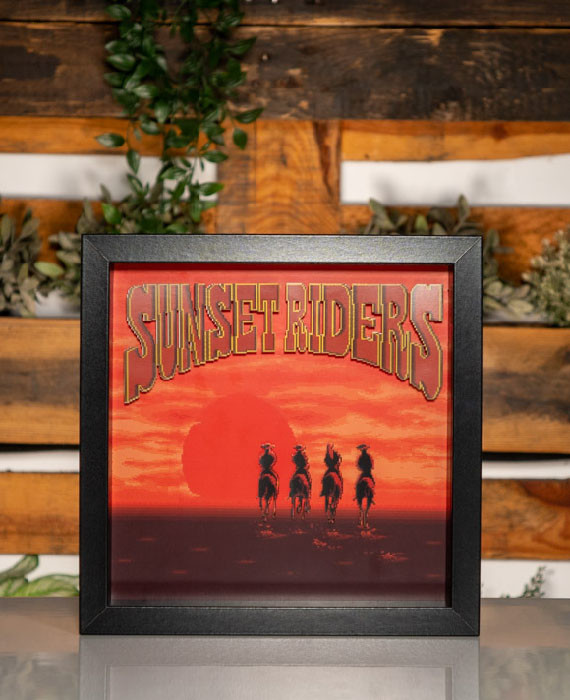 Sunset Riders Intro