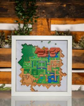 Zelda Mapa Hyrule